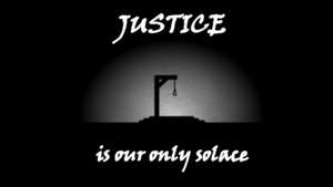 Justice Is Our Only Solace by Anhrak