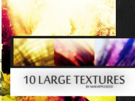 large textures .pack 04. by maeappleseed