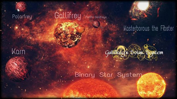 Gallifrey by SimmonBeresford