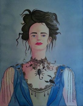 Miss Vanessa Ives by april-corporation
