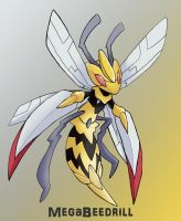 MegaBeedrill by Eternity9