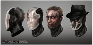 Roscarch Concept head by jaroldsng