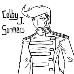 Colby Sketch by CarrionTrooper
