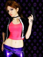 Shaundi - Saints Row by IssssE