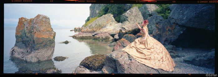 Game of Thrones Sansa Stark Wedding Gown cosplay by Seattle-Cosplay