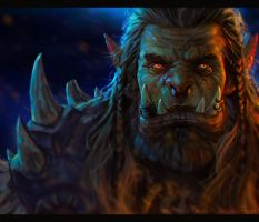 Orc by Deathstars69