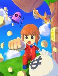 Alex Kidd in Miracle World by MR-NIK