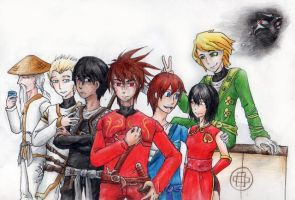 Ninjago! by uni416