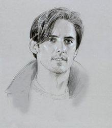 Milo Ventimiglia as Peter grey by jasonpal