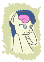 Ignore the Borders: Bon-Bon by Nephrited