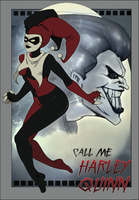 The Other Harley Quinn by Chronorin