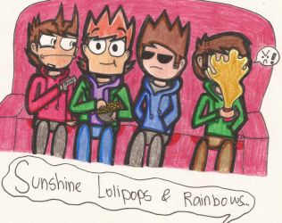 Have a little Eddsworlds doodle... by CrazyPaintbrush