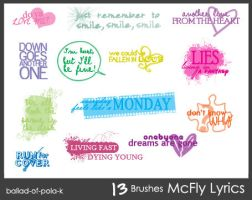 McFly Brushes 2 by ballad-of-pola-k