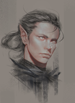 Critical Role: Vax'ildan by ae-rie
