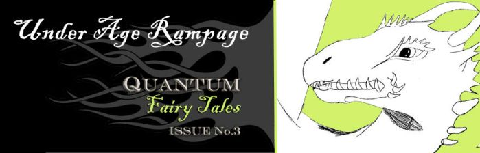 2012JulyCover by QuantumFairyTales