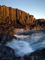 The Bombo Whirlpool by FireflyPhotosAust