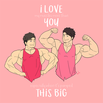 I Love You This Big by zephleit