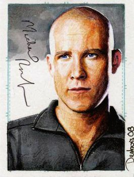 Lex Luthor -autographed by DavidDeb