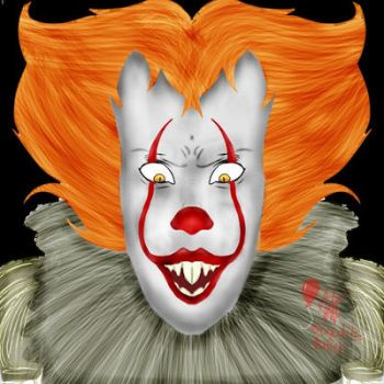 Pennywise the dancing clown  by Ogoditsashley