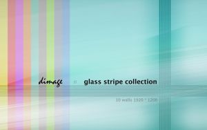 Glass Stripe Collection by dimage