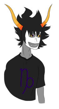 Gamzee by FelineFanatic
