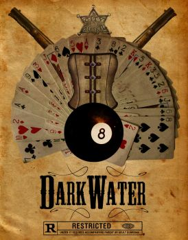 DarkWater Movie Poster by dmaabsta