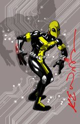 Yellow Prime ICC by wolfprime