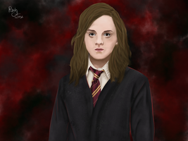 hermione by SsRBsS