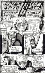Kame Project Comic - page 1 by DragonPress