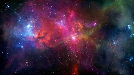 Space 1920x1080 by blnt44