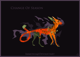 Holiday Zippurrcat: Change Of Season [CLOSED] by Immonia
