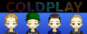 Coldplay by JackHammer86