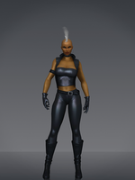 Storm (Mohawk) by deexie