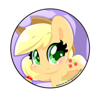 Chibi Apples by HungrySohma16