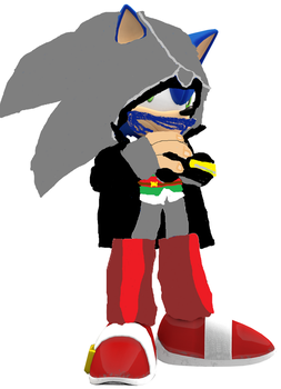 Sonic as Jacob Frye by sonicspeedster92