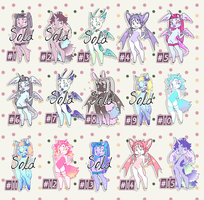 Anthro Adopts - All $5 or 500 points 8/15 OPEN by Toast-Adopts