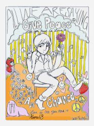 Give Peace A Chance by Kumu18