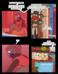 Nextuus Page 1061 by NyQuilDreamer