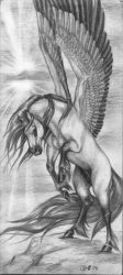 Pegasus by Mutley-the-Cat