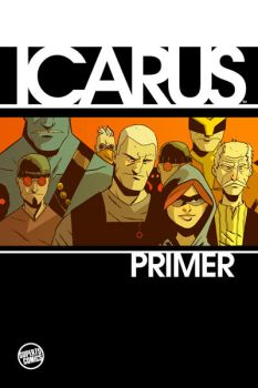ICARUS: Primer Cover by ryancody