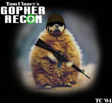 Gopher Recon by Tristikov
