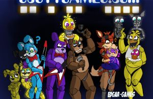 What kind of upgrade is this? FNAF ScottGames.com by Edgar-Games