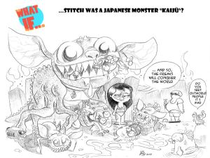 What if Stitch...? 2 by mariods