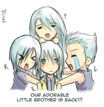 Welcome Back Riku by rubyd