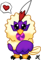 Rufflet - Lollipop by Maham789
