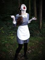 Undead 50's Housewife. by Lewkeisthename