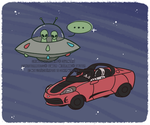 starman [ON REDBUBBLE] by GirlWithTheGreenHat
