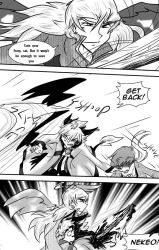 Tame Webcomic - CH41 Page 10 by Tailzkip