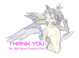 Thank You Button by Ivieth