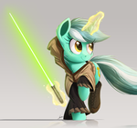 Comm - Jedi Lyra by NCMares